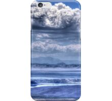 Clouds Over Mono Lake iPhone Case/Skin