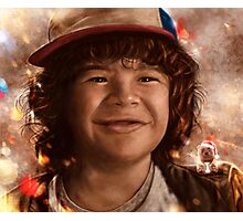 Stranger Things - Dustin Photographic Print