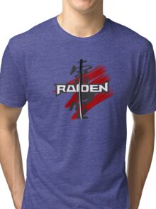 Team Raiden Tri-blend T-Shirt