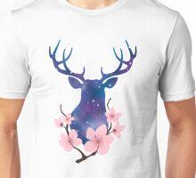 Blossom Deer Unisex T-Shirt
