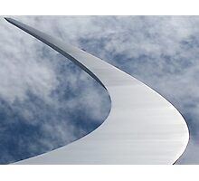 The United States Air Force Memorial Plate No.# I  Photographic Print