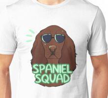 SPANIEL SQUAD (liver) Unisex T-Shirt