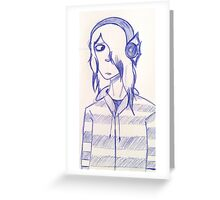 tod ink Greeting Card