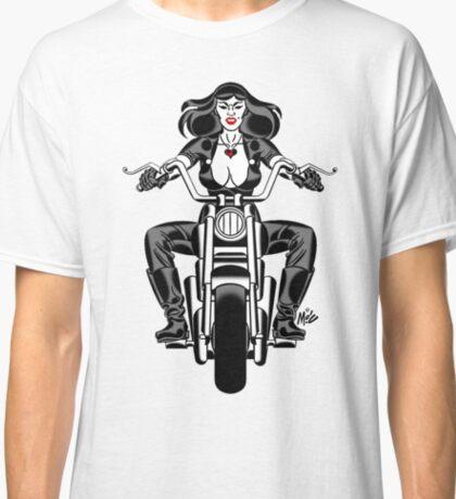 Tura On Two Wheels Classic T-Shirt