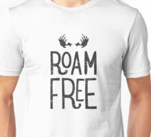 Roam Free - NZ Unisex T-Shirt