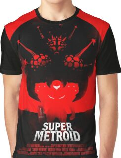 Super Metroid Graphic T-Shirt