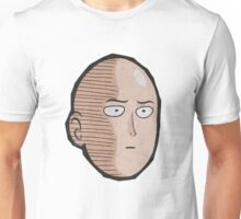 one_punch_man_solo Unisex T-Shirt