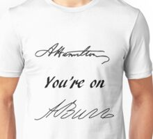 Your Obedient Servant Unisex T-Shirt