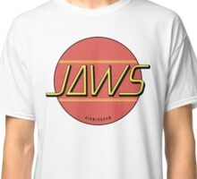 JAWS Band Logo Classic T-Shirt