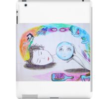 Fragments of Dreams and Nightmares iPad Case/Skin