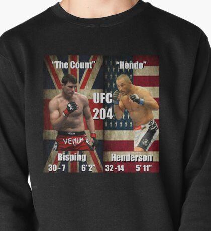 UFC 204- Bisping - Henderson Pullover