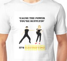 GREASE It's Electrifying! Design Unisex T-Shirt