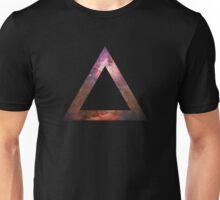 Orion Nebula Triangle Space Unisex T-Shirt
