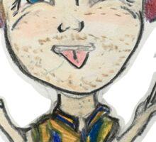 Trent Harmon Being Cute, as always.  Sticker