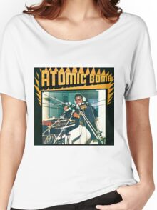 William Onyeabor - Atomic Bomb Women's Relaxed Fit T-Shirt