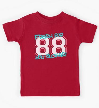 Fresh for '88 Kids Tee