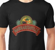 escape to paradise jimmy buffett's margaritaville best logo heru Unisex T-Shirt