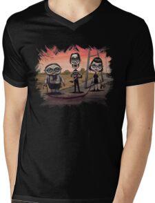 """School Chums"" Mens V-Neck T-Shirt"