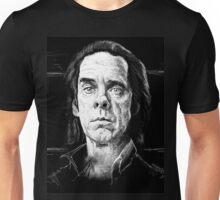 Nick Cave, A Portrait Unisex T-Shirt
