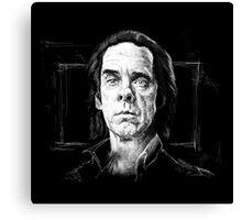 Nick Cave, A Portrait Canvas Print