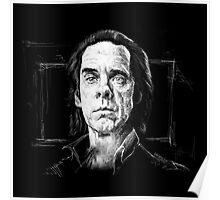 Nick Cave, A Portrait Poster