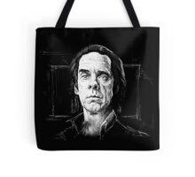 Nick Cave, A Portrait Tote Bag