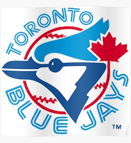 America's Game - Toronto Blue Jays Poster