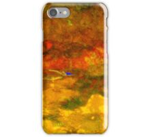 Water Abstract 13 - Creek Water iPhone Case/Skin