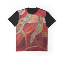 The Way The Leaves Fall Graphic T-Shirt