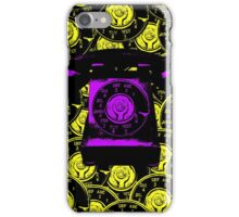Vintage Purple Phone iPhone Case/Skin