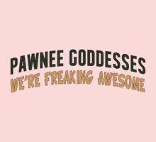 Pawnee Goddesses Kids Clothes