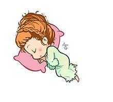 Sleepy Banshee by MGNemesi