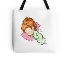 Sleepy Banshee Tote Bag