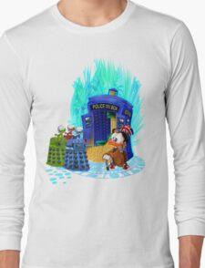 The Ducktor Tales Long Sleeve T-Shirt