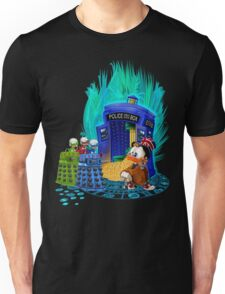 The Ducktor Tales Unisex T-Shirt