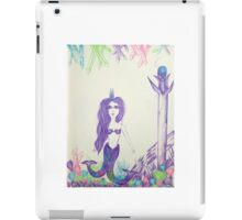 Two-Tailed iPad Case/Skin