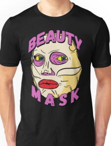 Alyssa's Beauty Mask Unisex T-Shirt
