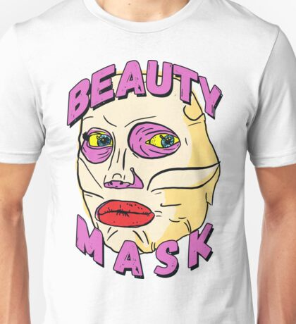 Alyssa's Beauty Mask Unisex T-Shirt