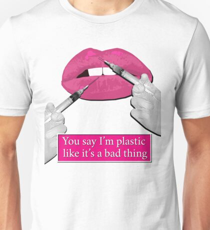PLASTIC Unisex T-Shirt