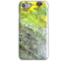 Black Eye Susan's along the old fence iPhone Case/Skin