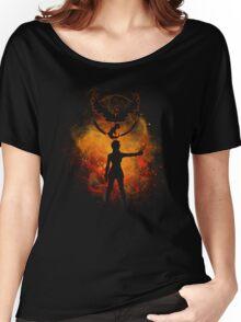 Valor Art Women's Relaxed Fit T-Shirt