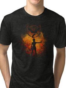 Valor Art Tri-blend T-Shirt