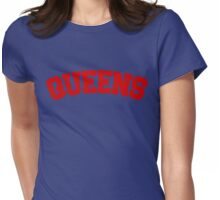 QUEENS, NYC Womens Fitted T-Shirt