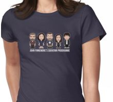 John Finnemore's Souvenir Gang (shirt) Womens Fitted T-Shirt