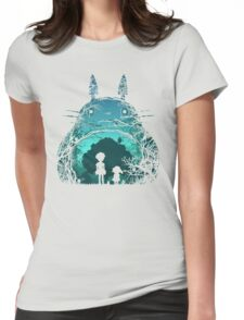 Treetoro Womens Fitted T-Shirt
