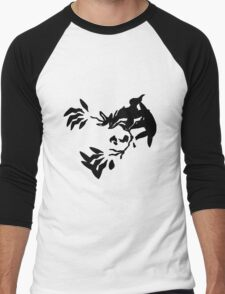 Yveltal Shadow Men's Baseball ¾ T-Shirt
