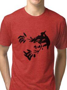 Yveltal Shadow Tri-blend T-Shirt