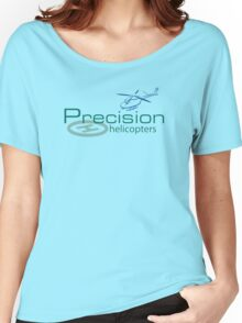 Precision Helicopters T Women's Relaxed Fit T-Shirt