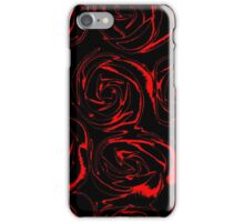 On a Bed of Roses iPhone Case/Skin
