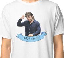 """Papi Chulo"" Sebastian Stan Classic T-Shirt"
